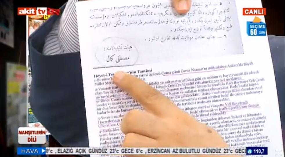 Meclisin Kuruluşundaki Saklanan Atatürk Gerçekleri